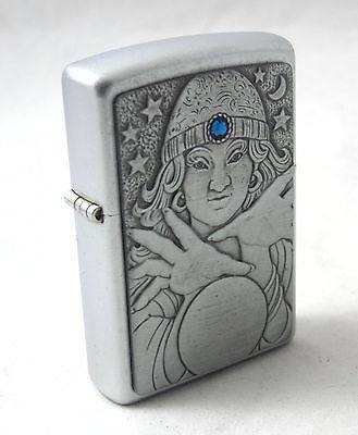 Fortune Teller Satin Chrome