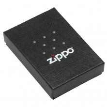 Zippo Golden Moon Polished Chrome