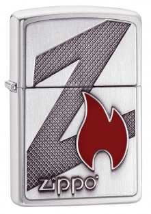 Zippo Z Flame Emblem