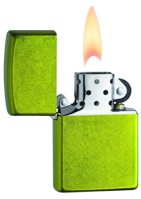 Lurid lighter