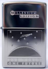 Zippo 1999 Collectible of the Year