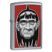 Shrunken Head Street Chrome