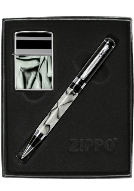 Lighter and Pen Gift Set