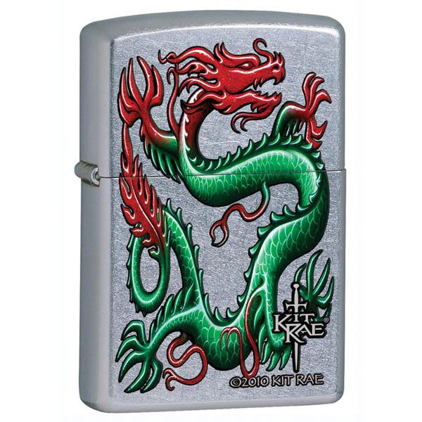 Kit Rae Green Dragon