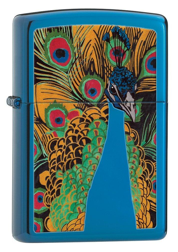Peacock Sapphire