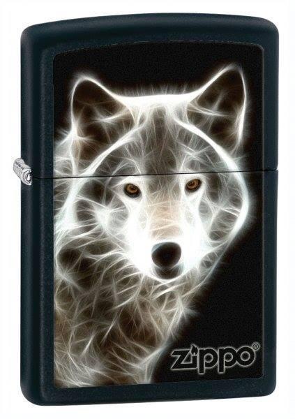 White Wolf Black Matte