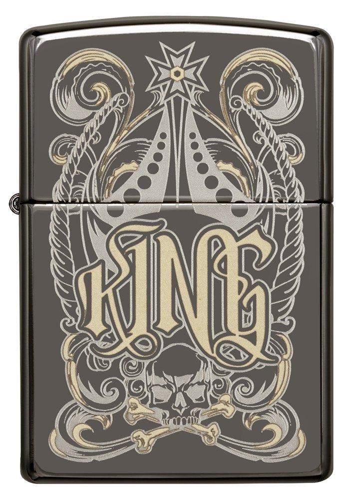 Royal Black Ice® – King