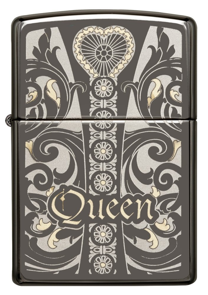 Royal Black Ice® – Queen