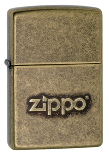 Zippo Antique Stamp