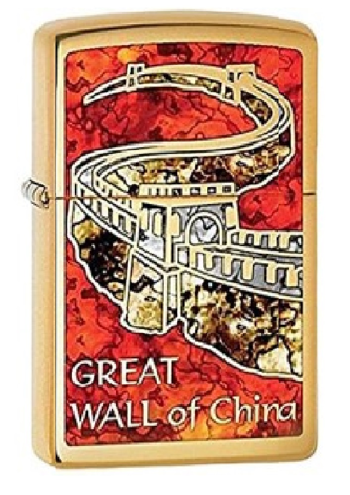 Zippo Great Wall of China