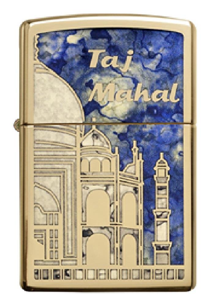 Zippo Taj Mahal