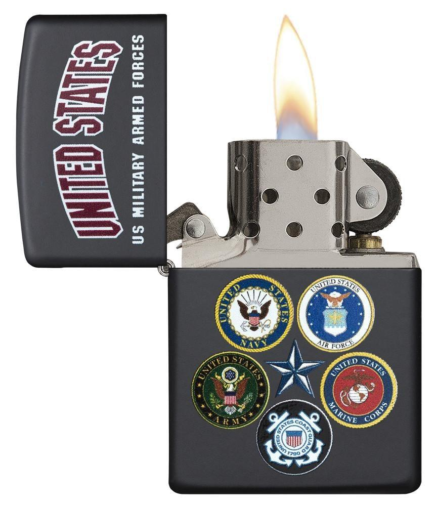 U.S. Military Armed Forces