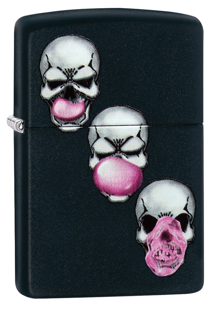 Skull Bubble Gum