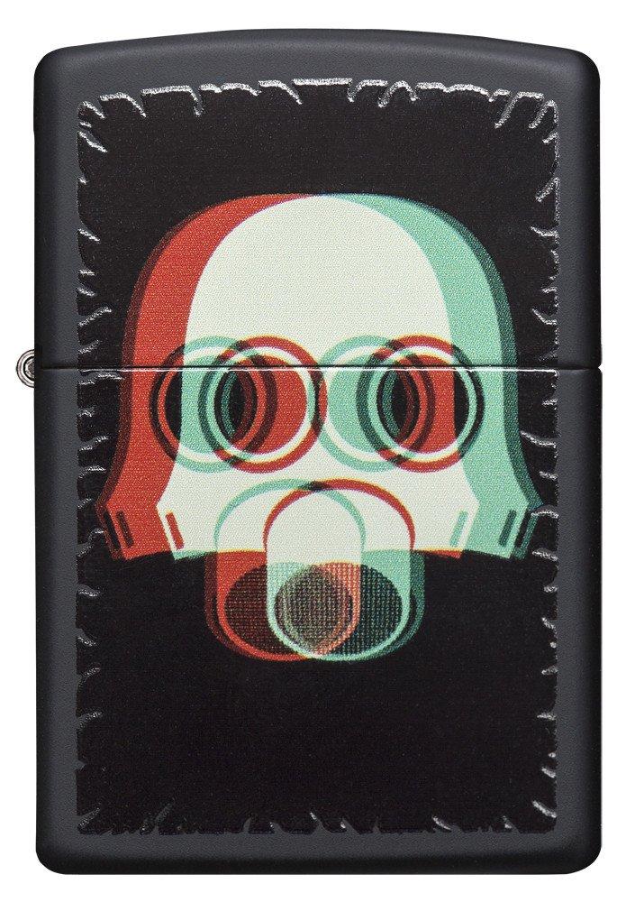 Nuclear Mask 3D