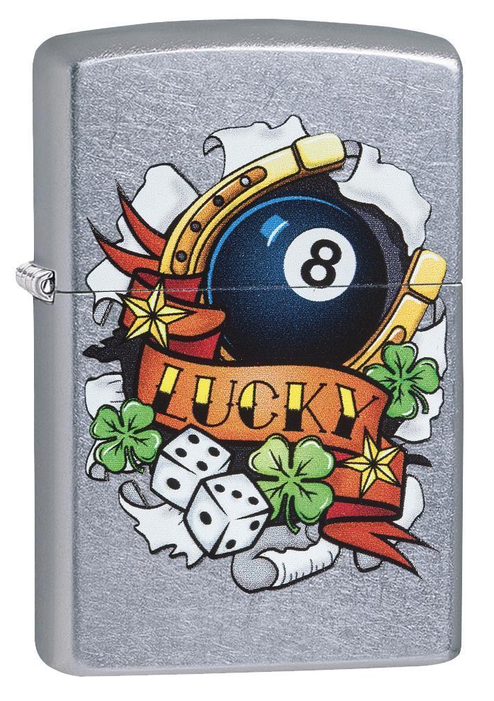 Luck Tattoo