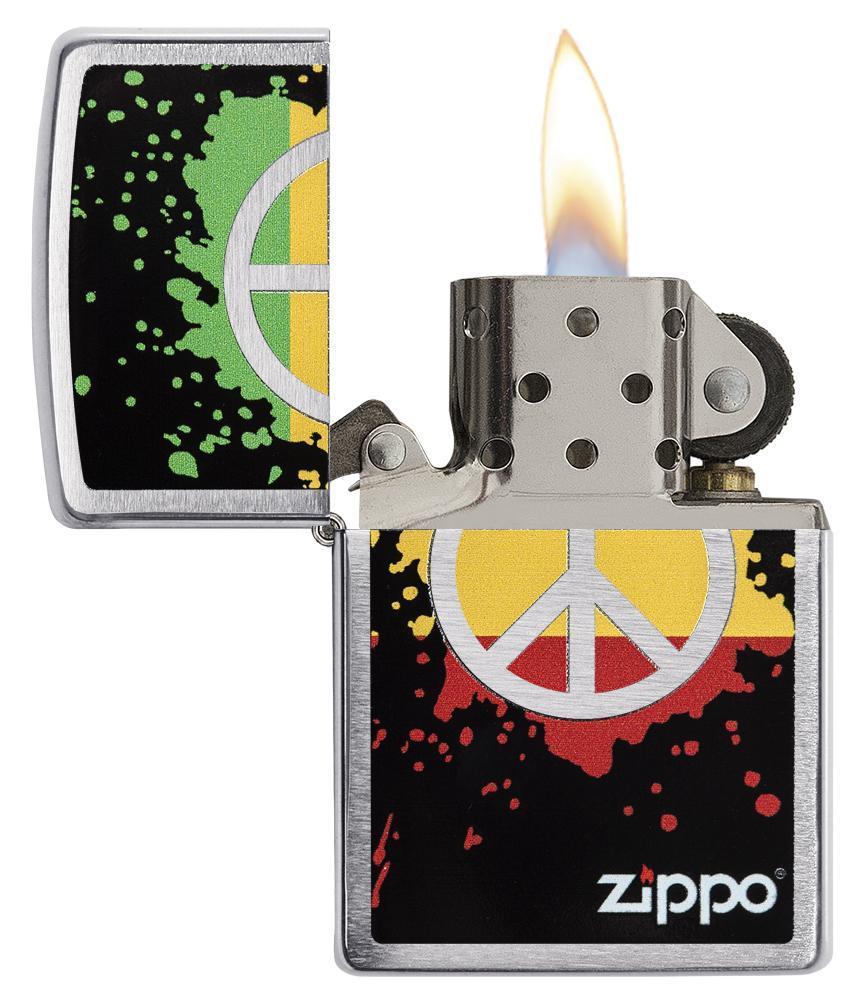 Zippo Peace