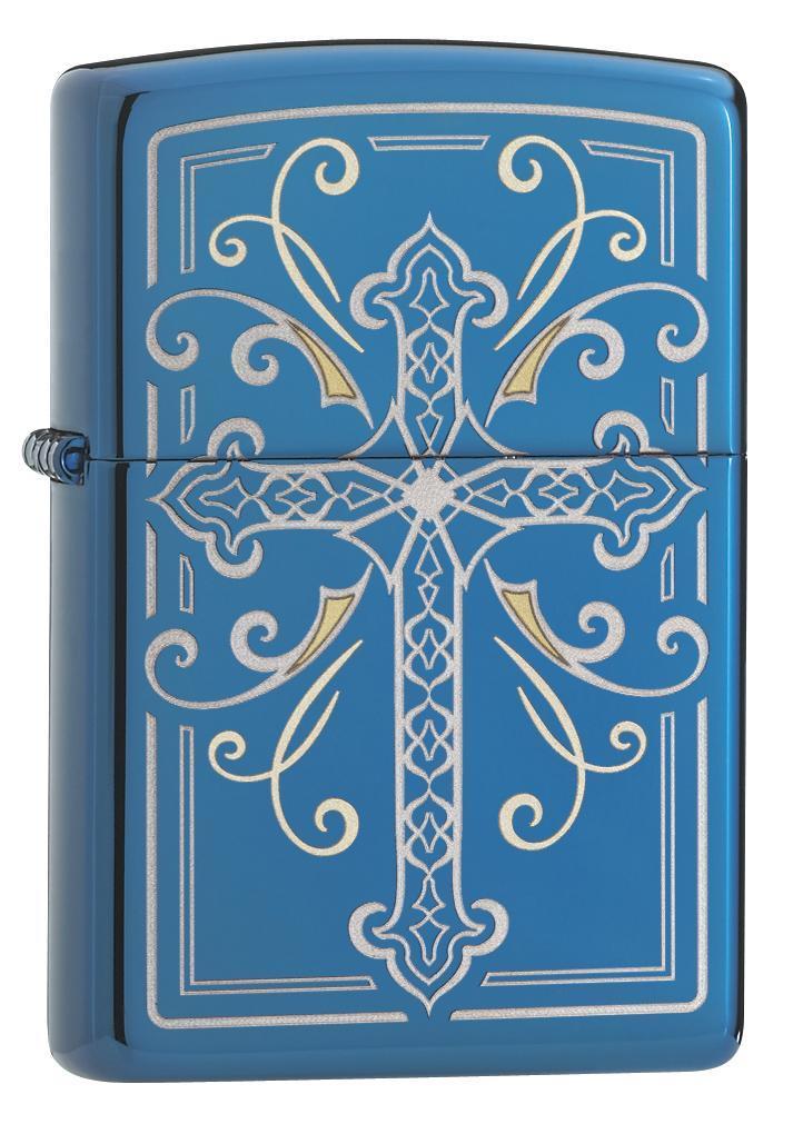Elegant Cross Design