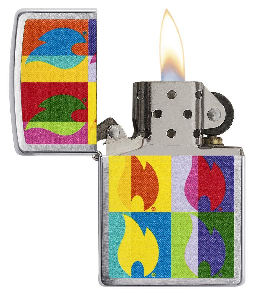 Abstract Flame Design