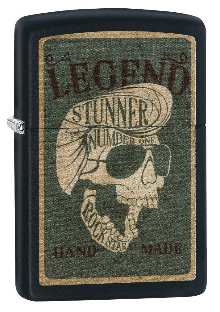 Legendary Skull Design