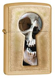 Keyhole Skull