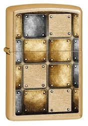 Metal Design Gold Dust