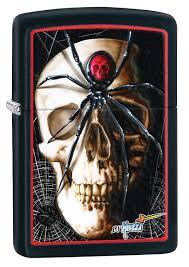 Mazzi Spider And Skullblack