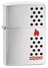 Chimney Lighter – Silver