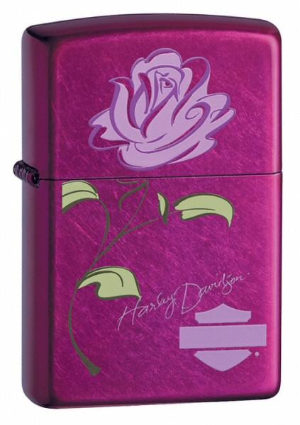 Harley Davidson® Rose Candy Raspberry