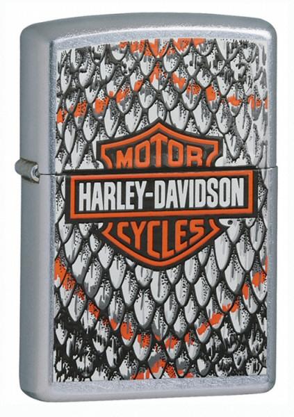 Harley Davidson® Snake Skin