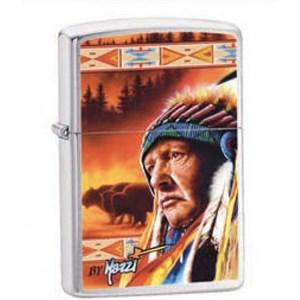 Mazzi Native American