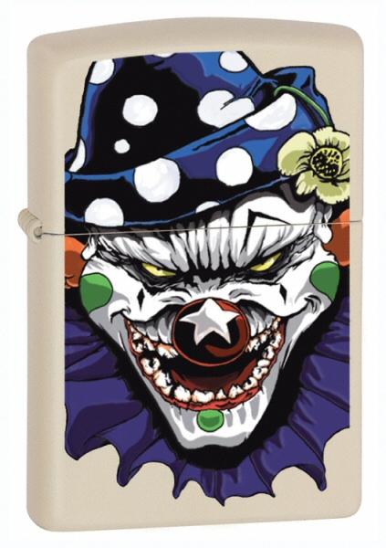 Evil Circus Clown