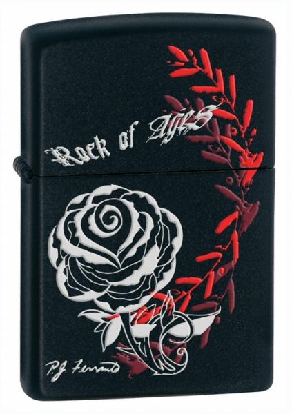 Rose Black Matte