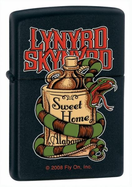 Lynyrd Skynyrd Black Matte