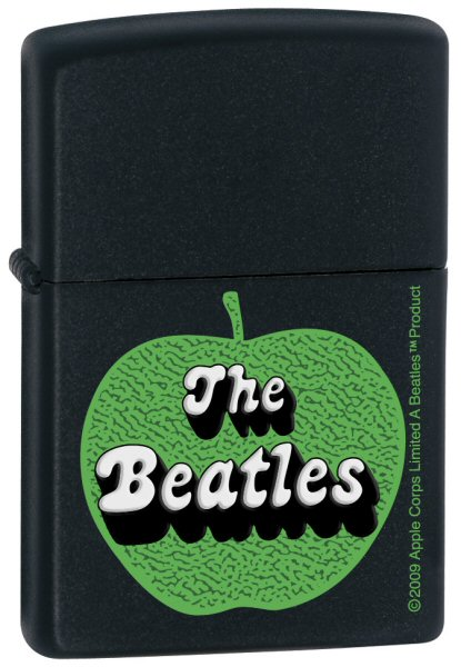 Beatles Green Apple
