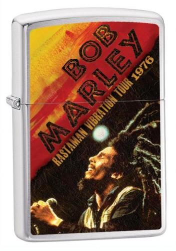 Bob Marley Rastaman 76 Tour