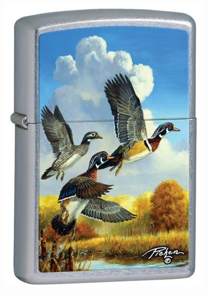 Linda Picken Flying Ducks