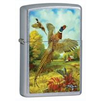 Linda Picken Flying Pheasants