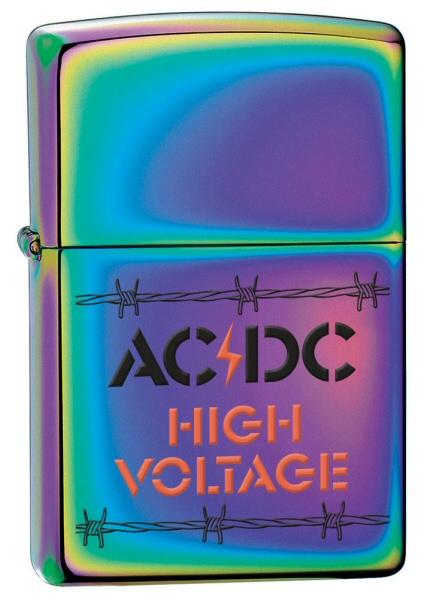AC/DC High Voltage Spectrum