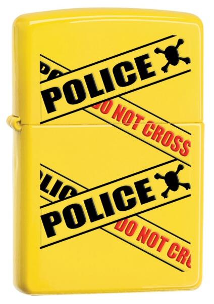 Police Caution Lemon