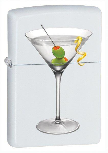 BS Martini White Matte