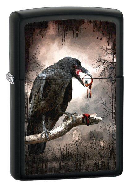 Goth-Raven Eyeball Licorice