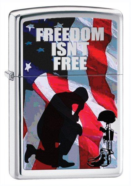 Freedom Isn't Free High