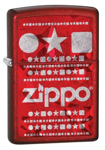 Zippo Candy Appple Red