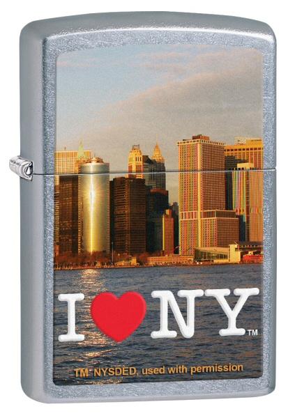 I Love NY Street