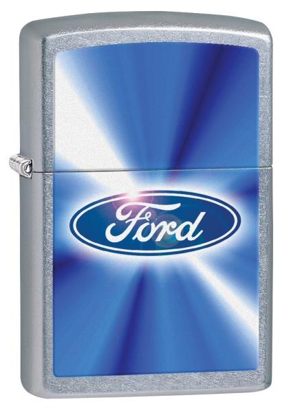 Ford Blue Street Chrome