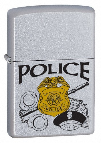 Zippo Police Lighter