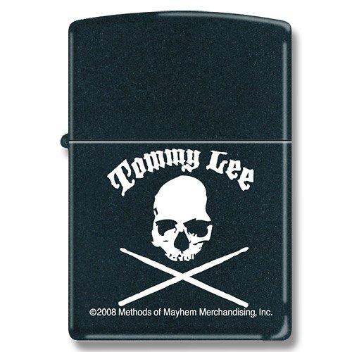 Zippo – Tommy Lee Lighter – Black Matte