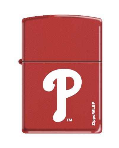 Zippo MLB Baseball Philadelphia Phillies Lighter