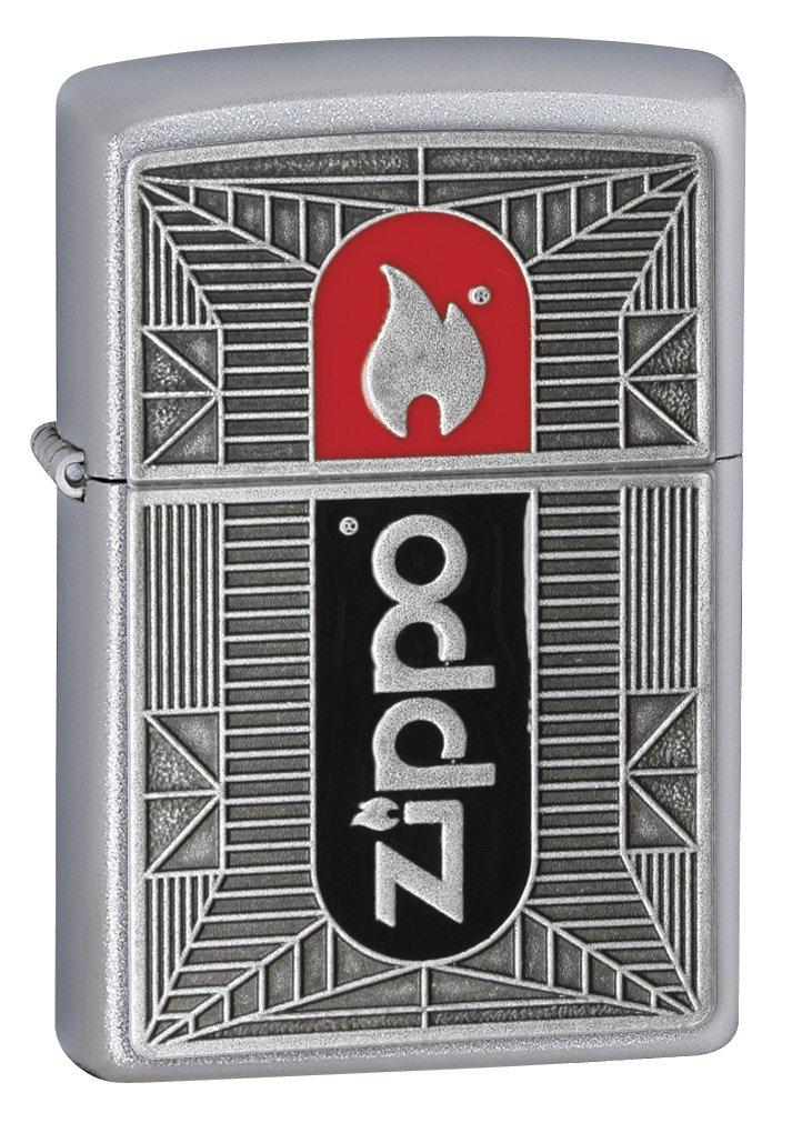 Zippo Flame Emblem Pocket Lighter
