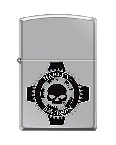 Zippo Harley-Davidson Skull Lighters